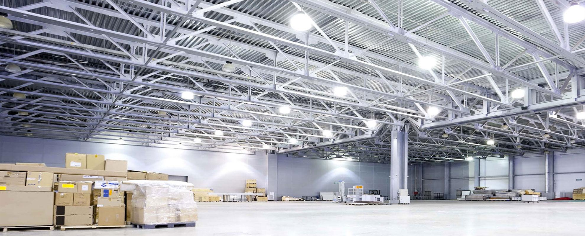 Iluminación y alumbrado industrial en Madrid