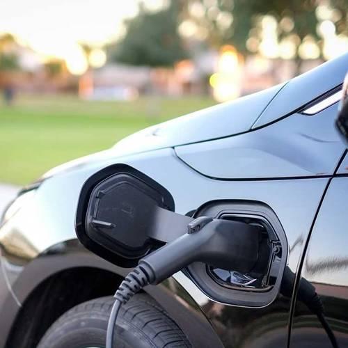 Instalación de puntos de recarga para vehículos eléctricos