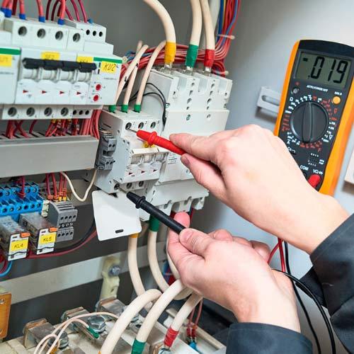 Mantenimiento eléctrico de baja tensión