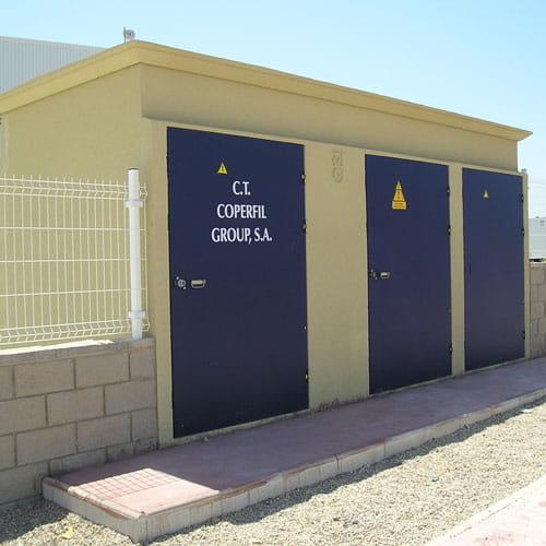 Mantenimiento obligatorio e instalaciones de centros de transformación en Madrid.