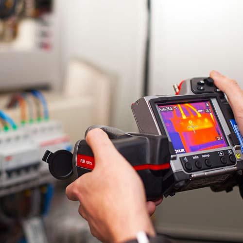 Informes e inspecciones eléctricas por termografía infrarroja en Madrid